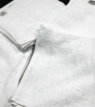 Πετσέτα χειρός λευκή
