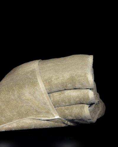 Πετσέτα ξαπλώστρας με κουκούλα
