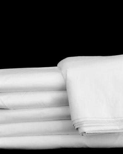 Σεντόνι λευκό Astron πενιέ