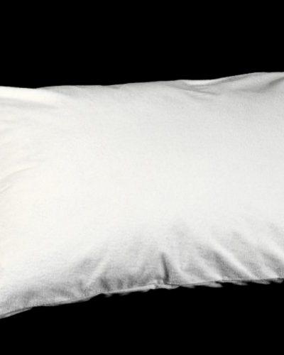 Μαξιλαροθήκη Αδιάβροχη Λευκή
