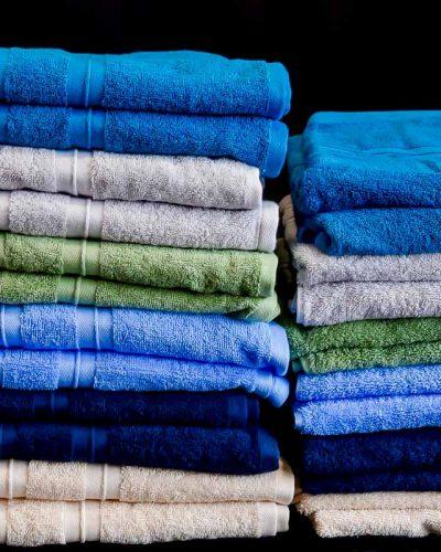 Πετσέτες Μπάνιου σε ποικιλία χρωμάτων